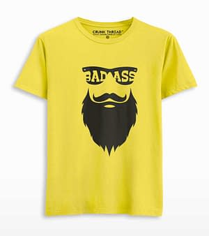 Bearded T-shirt