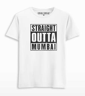 Straight Outta Mumbai T-shirt