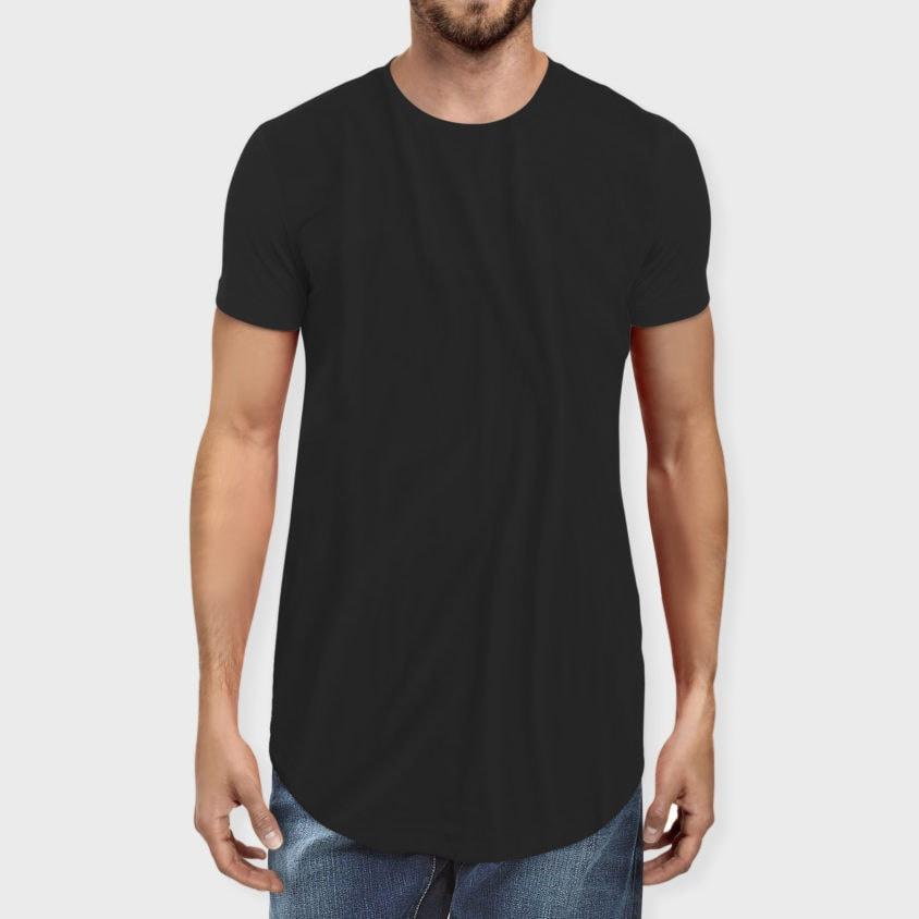 King Of Buck Longline T-shirt - On Sale