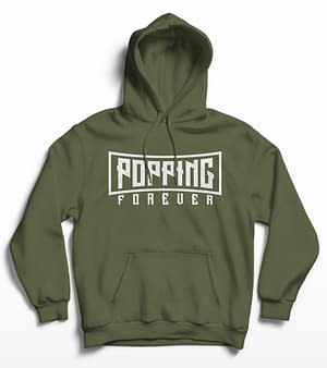 popping forever hoodie