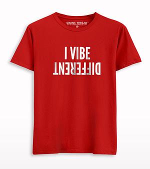 I vibe different T-shirt