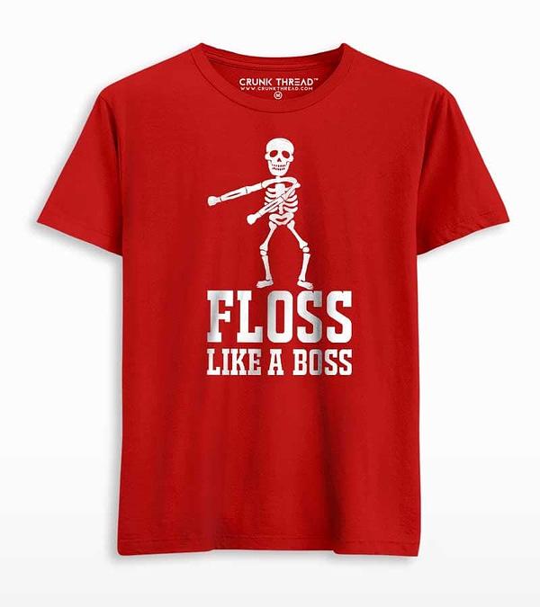 floss t shirt