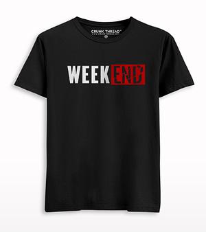 Weekend Printed T-shirt