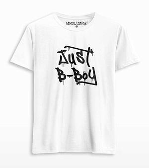 just bboy tshirt
