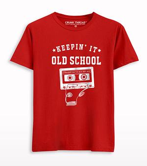 Keepin it Old school T-shirt