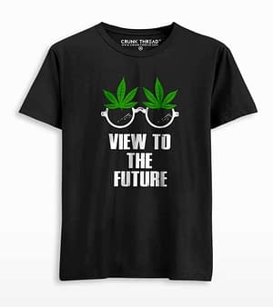 View to the future T-shirt