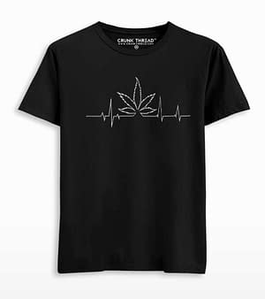 High Beat Weed T-shirt