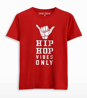 Hip hop vibes only T-shirt
