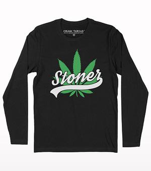 Stoner full sleeve T-shirt