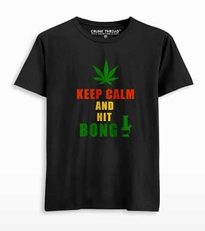 Keep Calm & Hit Bong