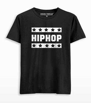 hiphop star tshirt