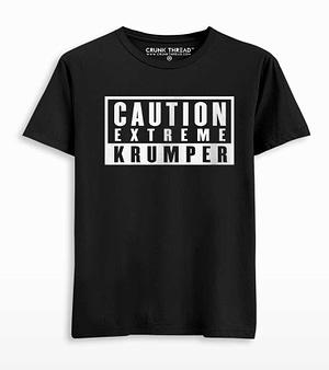 Caution extreme krumper
