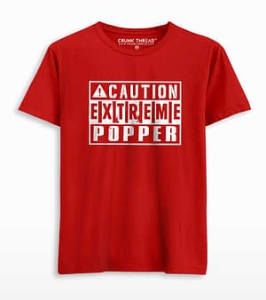 Caution Extreme Popper